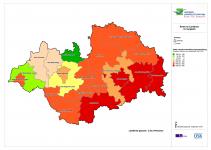 Saldo Bevölkerungsentwicklung