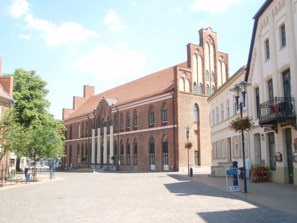 Parchim Rathaus
